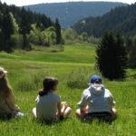 Wildnispädagogik für Schulklassen